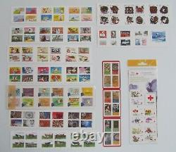 11 Stamp Books For 2014 - Face Value = 138.03 Euros