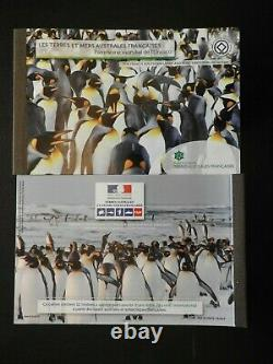 2020 Taaf Stamps And Blocks Anborne Complète With Carnet