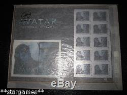 Avatar The Movie Film Stamps Sealed Unfolded Rare Collector New French Stamps