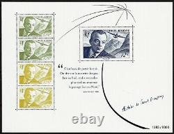 Bloc Antoine De Saint-exupéry 2021 8000 Copies More Available