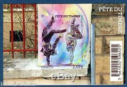 Block Party F4905 Sheet Stamp 2014 Variety Ungezähnt