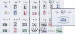 Blocs Treasure Of Philatelia 11 Blocks Leaflets 2015 Luxury