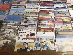 France Collection Blocks Souvenirs 2003/2019 Nines From No. 1 To 163 - Doubles