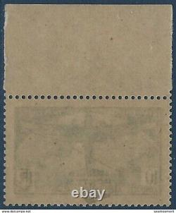 France Crossing Of The Atlantic No. 321, 10 Fr Bdfeuille Centered Luxury Freshness P