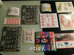 Lot Blocks And Sheets Faciale 148 For 110 Free Livraison