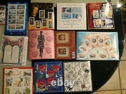 Lot Blocks And Un Folded Sheets Faciale 306 For 270 Free Livraison