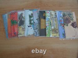 Lot Of Philatelic Souvenirs Blocks From No. 1 To 48 Included