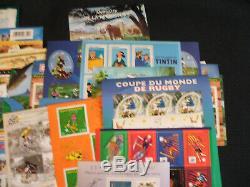 Lots Of Souvenir Sheets And New Sheets
