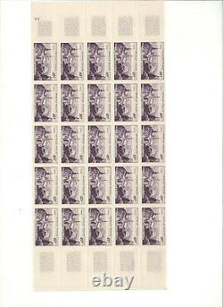 New France Post Stamps Pic Of Bigorre MIDI From 1951
