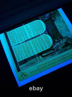 Revolution Block No.11c Fluorescent- Rating 380 Luxury Sign