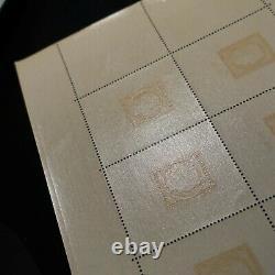Sheet Sheet Block No.5 Exhibition Citex 1949 Nine Luxury Mnh Rating 1000