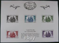 Sheets (11) With Guynemer No. 461 Treasures Of Philately Year 2017