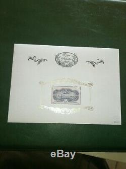 Souvenir Sheet Barry Of Ten Treasures Of The New 2015 Philately
