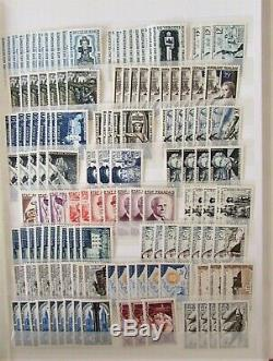 Stamp France, Jackpot (21 Scans) Double Accumulation New Tbe
