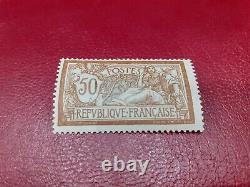 Stamp Of France No. 120 New Luxury Rating 500 Euro