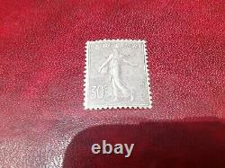 Stamp Of France No. 133 New Luxury Rating 550 Euro