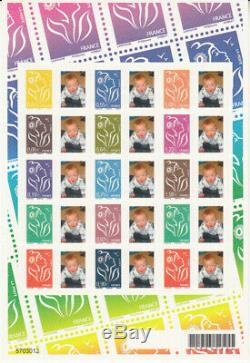 Stamps France 2006 Y & T F3925p Lamouche Thumbnail Individual Sending 0 Eur