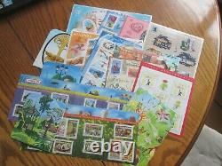 Stamps France Lot 90 Block Facial Cote++++