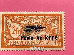 Timber France Aerian Post N°1 And 2 Neuf (with Hinge) Coast 500 (n°37)