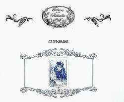Treasures Of The Philately Year 2017-11 Leaflets With Guynemer
