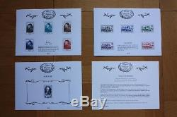 Treasures Philately 2018 11 Sheets With New Voltaire