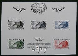 Year 2018 11 Sheets Treasures Th E Philatélieavec Voltaire 854