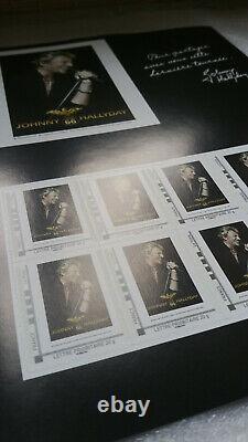 60 Planches collector JOHNNY HALLYDAY tour 66 pour les fans