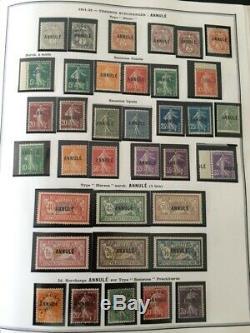À VOS OFFRES! 175 Cours dinstruction collection complète dt timbres signés