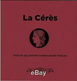 Bloc Cérès Histoire du 1er timbre+++++++1+++++++ francais, neuf