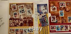 Blocs Feuillets Timbres France Collection A Compléter Très Joli Lot N° 9
