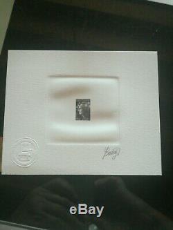 Epreuve artiste signe MARIANNE de beaujard rare lettre prioritaire