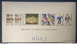 FRANCE 1994 n°2866A Bloc feuillet collectif gommé RR
