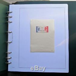 FRANCE ALBUM NEUF BLOC CNEP Maury 1/59 de 1980 à 2011 + Précurseur 1946