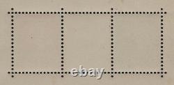 FRANCE BLOC FEUILLET 2a STRASBOURG 1927 NEUF xx AVEC CACHET EXPOSITION T746