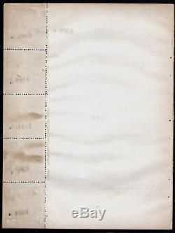 FRANCE COLIS POSTAUX de PARIS pour PARIS Année 1924 Feuillet du n°90 NEUF