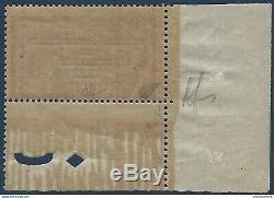 FRANCE Merson 1923 n°182, 1 FR congres de Bordeaux Cdfeuille fraicheur postale