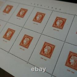 Feuillet Sheet Bloc N°5 Exposition Citex 1949 Neuf Luxe Mnh Cote 1000