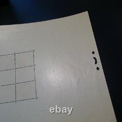 Feuillet Sheet Exposition Pexip Cérès Bloc N°3 Neuf Mnh Cote 800 (2 Fentes)