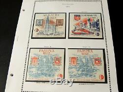 France 1946/2016 Collection de Blocs-Feuillets CNEP + FFAP, COTE 1659 TB