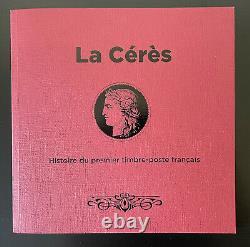 France 2019 YT F5361 bloc La Cérès Valeurs 1849 tirage 6000 ex avec Livre