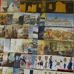 France Bloc Souvenir Collection Complète 2003 2019 N°1/155 Neuf Luxe Mnh