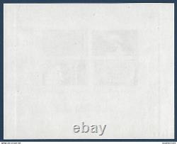 France Bloc feuillet arphila 75 n°7 essai de couleurs numérotée Superbe