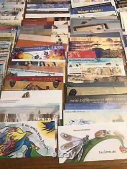 France Collection Blocs Souvenirs 2003/2019 Neufs Du N° 1 à 163 + Doubles