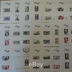 France Trésor De La Philatélie Collection Complète 2014 2019 Neuf Luxe Mnh