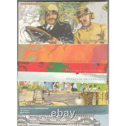 LOT DE 29 BLOCS SOUVENIRS DONT LE N°4 ANNEE 2003 à 2009 NEUFS COTE 381 Euro