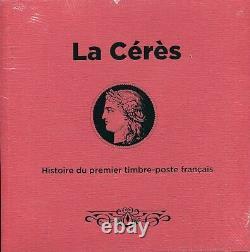 Livre Cérès avec bloc feuillet Valeurs de Cérès France Salon Automne 2019 F5361A