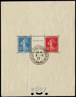 Lot N°3256e France Bloc N°2 Neuf /Oblitéré Qualité TB