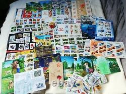Lot timbres neufs, France, blocs et divers, faciale + 310