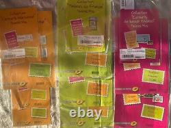 Pochette Collection de timbres la Poste sous blister Année 2006 incomplète