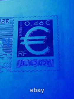 Pret a Poster Introuvable Bandes Phospho Variété. Sigle Euro